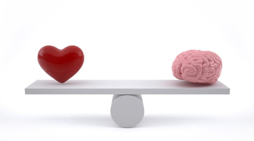 Heart brain 1024x569 - 13 handlinger og gode råd, der styrker vores følelsesmæssige intelligens