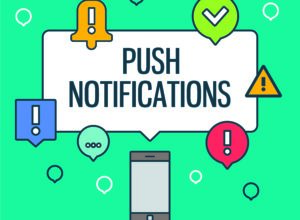 Push notifications 300x220 - Lad ikke dine push-notifikationer ødelægge koncentrationen