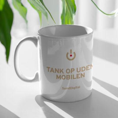 kaffekop krus med budskab 400x400 - Redskaber